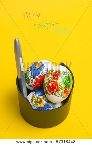 Happy Designers Easter