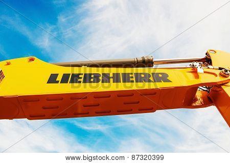 Liebherr Hydraulic Excavator Arm