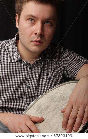 musician drummer