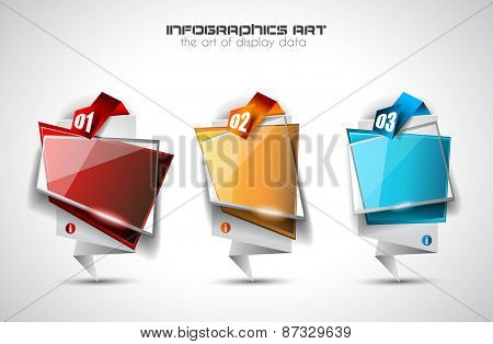 Infographic Layout for infocharts, item classification, performance analysis, product ranking and generic business or marketing oriented presentations