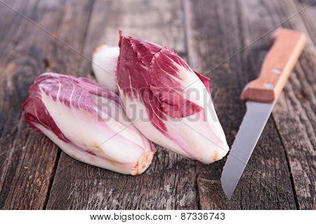 raw chicory