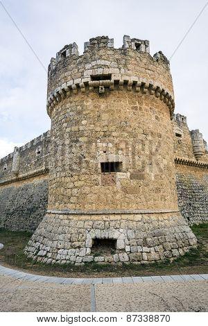 Grajal De Campos Castle , Leon