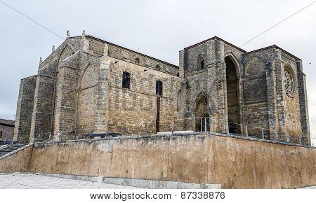 Church Of Santa Maria In Villalcazar De Sirga, Palencia