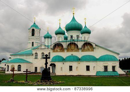 The Alexander Svirsky Monastery