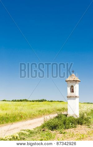 landscape with God's torture in Southern Moravia, Czech Republic