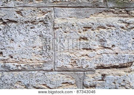 Old Blocks Wall