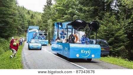 Krys Caravan