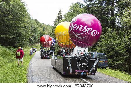 Senseo Caravan