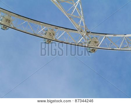 The Melbournestar observation wheel