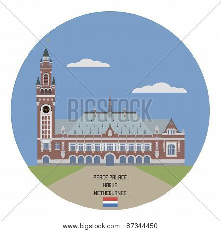 Peace Palace, Hague