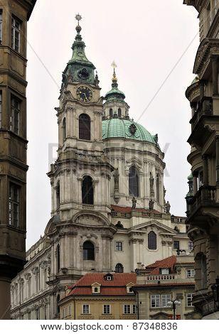 Church Of St Nikolas