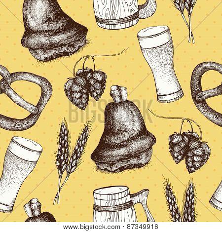Oktoberfest pattern