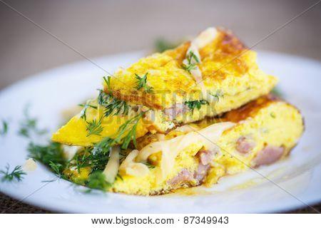 Scrambled Eggs With Fresh Herbs
