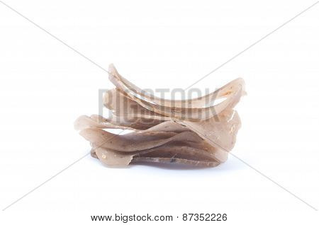 Dried fish chip