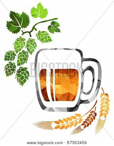 Beer And Hop