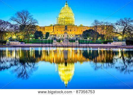 Washington, D.C. at the Capitol Building.
