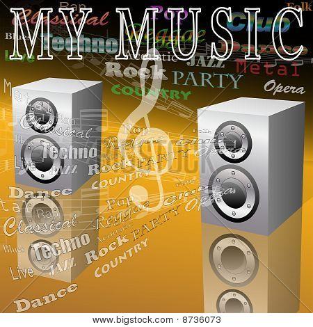 Music-Speakers
