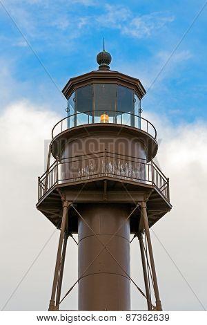 Sanibel Lighthouse Lantern Room