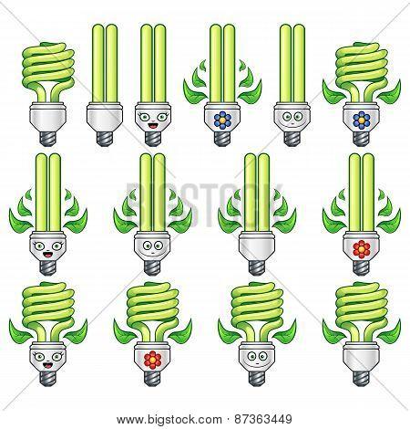 Eco Light Bulb Set