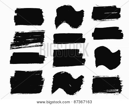 Brush Strokes Backgrounds