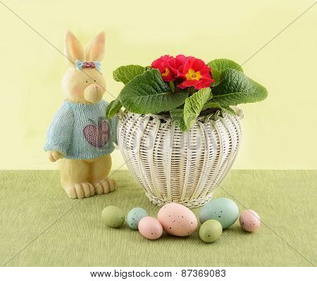 Easter Basket Display