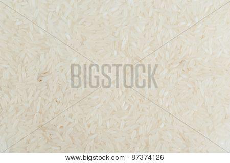 White Long Grain Rice Texture  Jasmine For Background