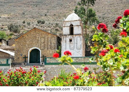Colca Canyon Church