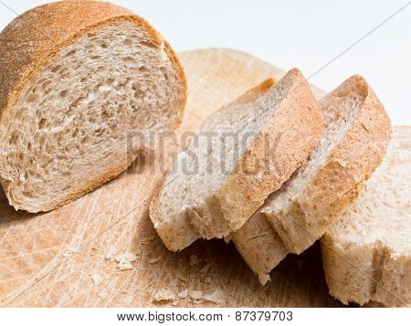 Sliced Bread Roll