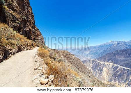 Colca Canyon Trail