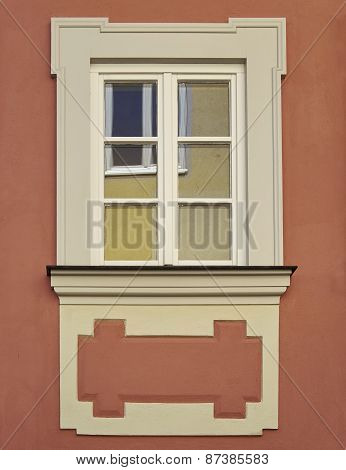 vintage home window Bamberg Germany