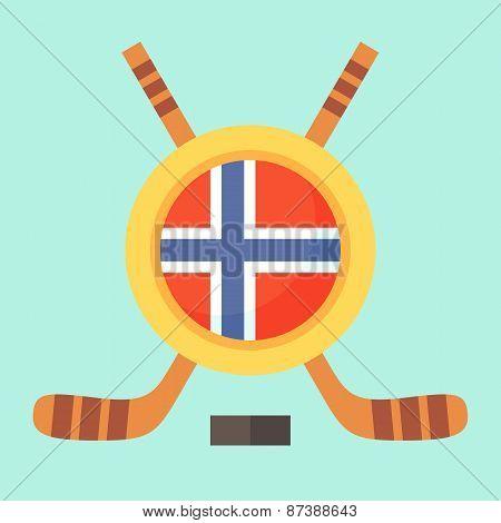 Hockey In Norway