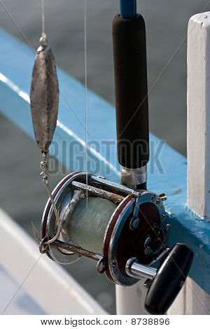 Ocean Fishing Reel