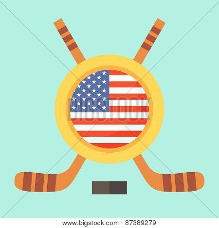 Hockey In United States