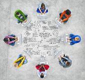 pic of formulas  - Formula Mathematics Equation Mathematical Symbol Geometry Information Concept - JPG
