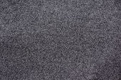 stock photo of no clothes  - Woolen cloth gray background close - JPG