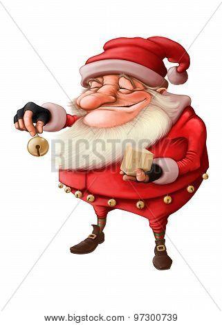 Santa's Bell
