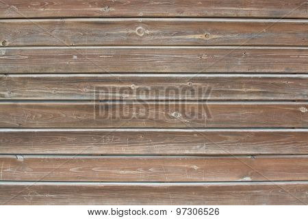 Scratched Wood Plank Background Texture