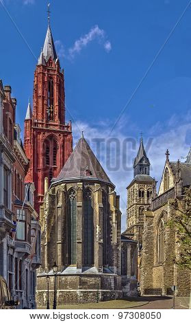 St. John's Cathedral, Maastricht
