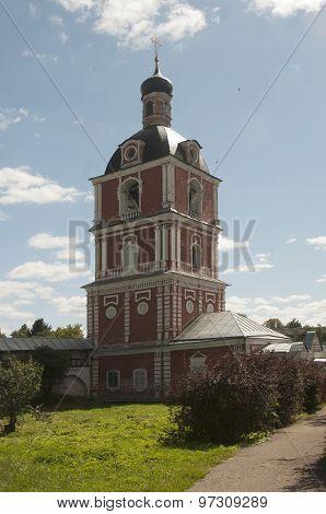 The Goritsky Monastery In Pereslavl-zalessky,  Epiphany Church