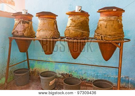 Traditional Water Containers, Egypt