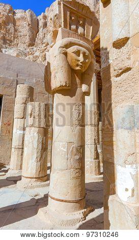 Queen Hatshepsut, Egypt.