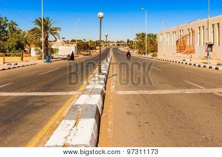 City Of Abu Simbel In Egypt