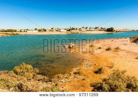 River Nile Near Abu Simbel