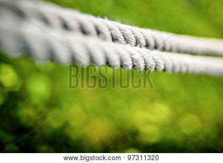 Double Rope in summer