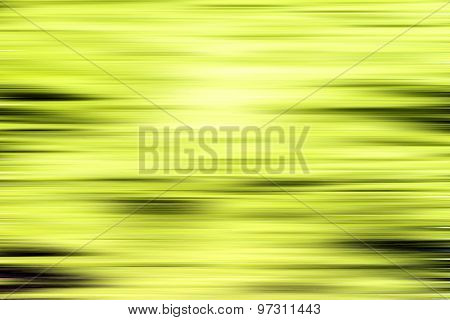 Yellow Background With Colored Stripes