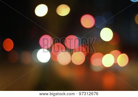 Blurred Lights Set