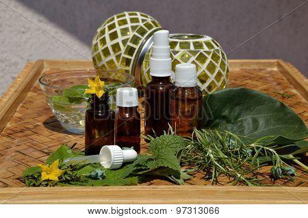 Homeopathy Remedies Bottles