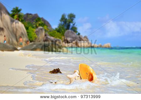 Seychelles, La Digue