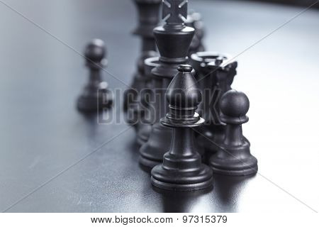 black chess
