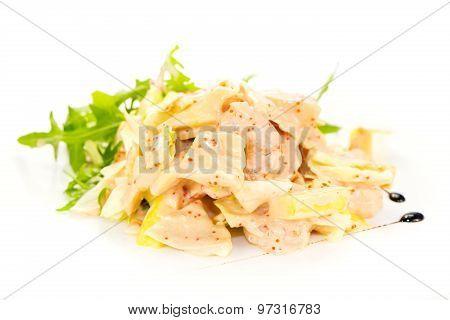 salad seafood cocktail